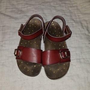 Cat & Jack velcro sandals